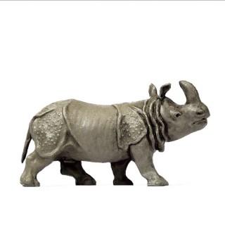 Rhinocéros -HO-1/87-PREISER 29501