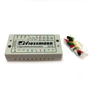 Module de signaux lumineux Français -Toutes échelles-VIESSMANN 5210
