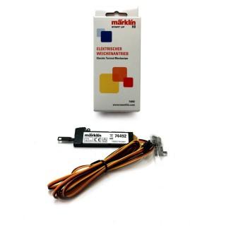 Moteur d'aiguillage électrique-HO 1/87-MARKLIN 74492