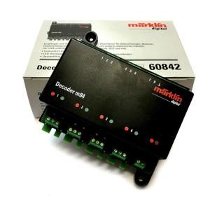 Décodeur digital m84-Toutes échelles-MARKLIN 60842