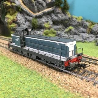Locomotive diesel BB 466099 époque V Sncf occasion-HO-1/87-PIKO 96125 L247
