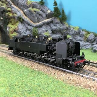 Locomotive AL 242T série T20 édition limitée-HO-1/87-BRASSLINE 8623 DEP39 102