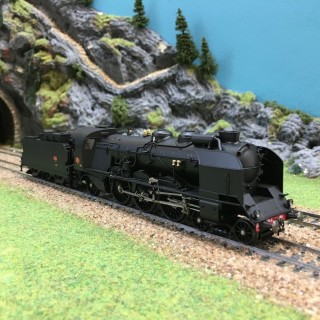 Locomotive 231 G 180 Sncf -HO-1/87-MODELBEX 001/3 DEP39-131
