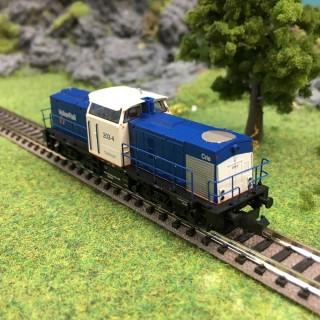 Locomotive diesel série 203 DR -N-1/160-FLEISCHMANN 721105