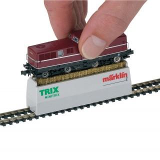 Brosse de nettoyage pour roues de locomotive-N-Z-MINITRIX 66623