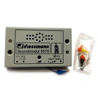 Module sonore 55xx -Toutes échelles-VIESSMANN 5575
