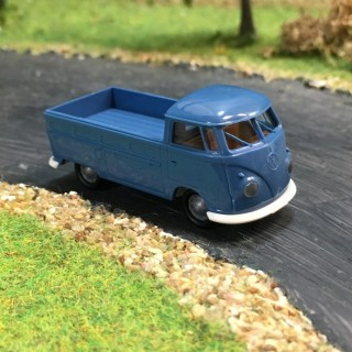 Combi VW T1b pick-up Simple Cabine -HO-1/87-BREKINA 32958