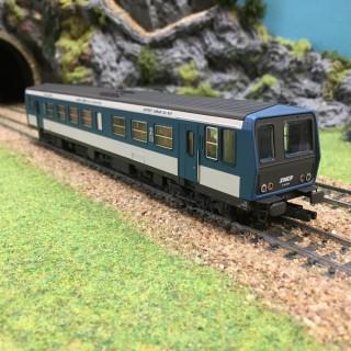 Locomotive X2800 Sncf-HO-1/87-LIMA 208174L DEP67-034