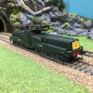 Locomotive CC14144 Sncf-HO-1/87-LIMA 208169L DEP67-039