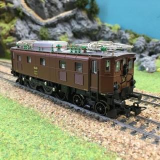 Locomotive Série Ae 3/6-HO-1/87-MARKLIN 3351 DEP73-023