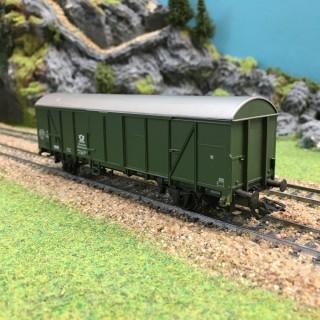 Wagon poste allemande-HO-1/87-MARKLIN DEP64-38
