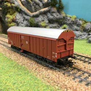 Wagon de marchandises DB-HO-1/87-MARKLIN DEP64-37