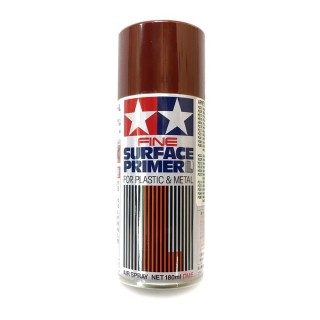 "Apprêt aspect ""Anti-Rouille"" Spray de 180ml-TAMIYA 87160"