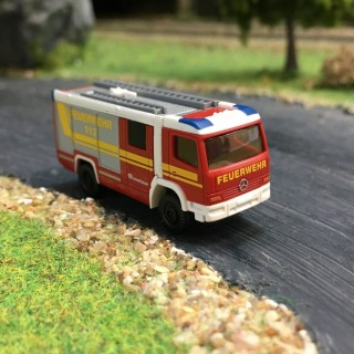 Camion Pompiers Allemands RLFA N-1/160-WIKING 096303