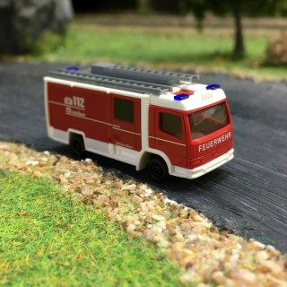 Camion Pompiers Allemands LF 10/6 CL N-1/160-WIKING 9640126