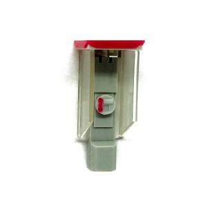 Cabine téléphonique avec éclairage à led-HO-1/87-VIESSMANN 5073