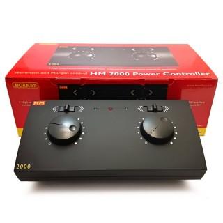 Centrale double analogique HM2000-Toutes échelles-HORNBY R8012