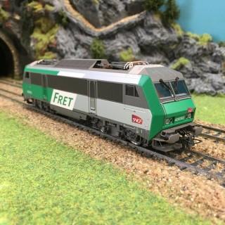 Locomotive BB26000 Fret Sncf ép V et VI -HO-1/87-ROCO 73861