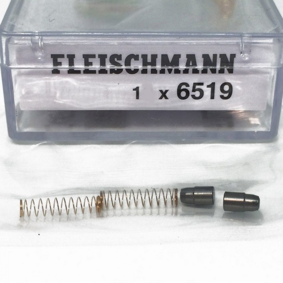 1 paire de charbon moteur-HO-1/87-FLEISCHMANN 6519