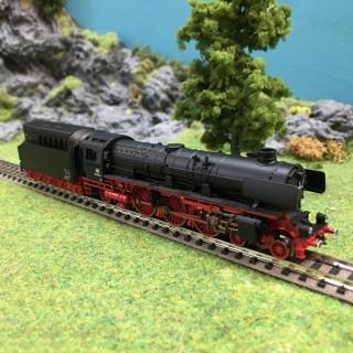 Locomotive 012 ép IV DB-N-1/160-FLEISCHMANN 717201