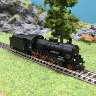 Locomotive 638 ép III ÖBB digitale-N-1/160-FLEISCHMANN 716087