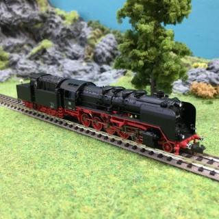 Locomotive 50 ép III DB digitale-N-1/160-FLEISCHMANN 718282
