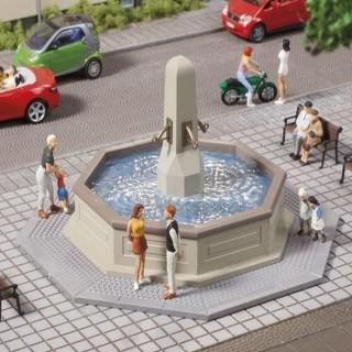 Fontaine urbaine-HO-1/87-AUHAGEN 41629
