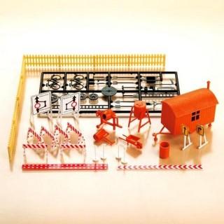 Set d'accessoires de chantier-HO-TT-AUHAGEN 12267