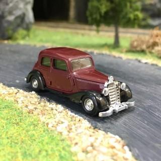 Mercedes 170V Bordeaux-Noire-HO-1/87-BUSCH 41409B