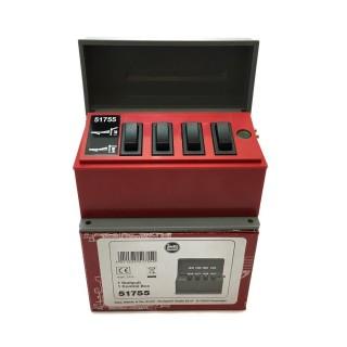 Boitier de commande à 4 interrupteurs -G 1/22.5-LGB 51755