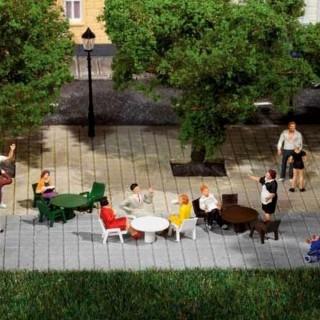 Set de terrasse, tables et chaises-HO-TT-AUHAGEN 42647