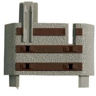 Compensateurs de longueurs de rails Geoline flexible -HO-1/87-ROCO 61183