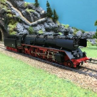 Locomotive BR03-HO 1/87-MARKLIN 3397 DEP73-019
