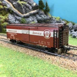 Wagon couvert Pennsylvania 83204-HO 1/87-FLEISCHMANN W263