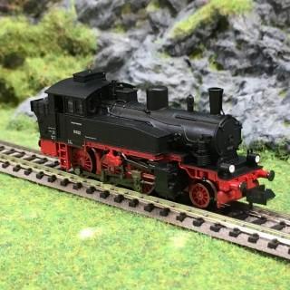 Locomotive BR 91 3-18 DB-N-1/160-FLEISCHMANN 703301