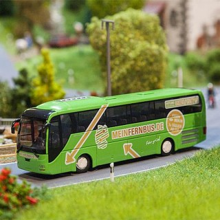 Car system Bus Man Lions Coach-HO-1/87-FALLER 161496
