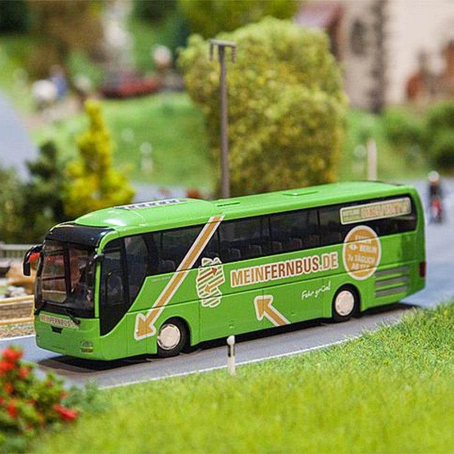 Car system Bus Man Lions Coach-HO-1/87-FALLER 161496