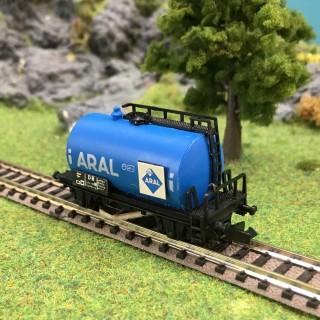 Wagon citerne ARAL nettoyeur-N-1/160-HERKAT 1401