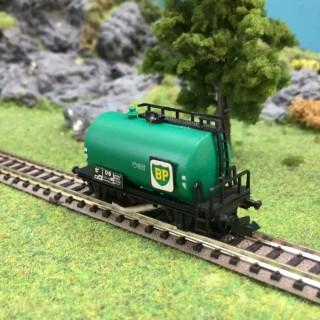 Wagon citerne BP nettoyeur-N-1/160-HERKAT 1402