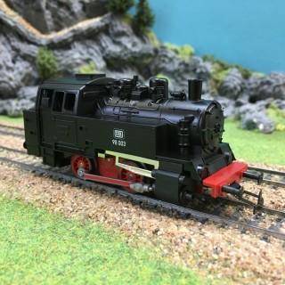 Locomotive BR 98 003 DB-HO-1/87-PIKO 50500