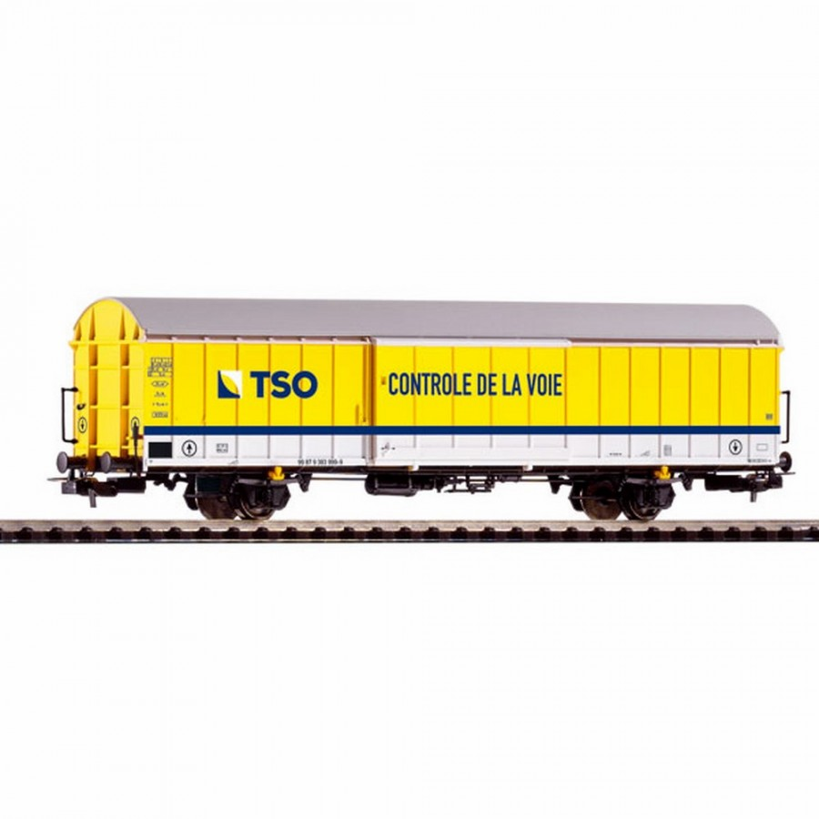 Wagon de mesure TSO époque V -HO-1/87- PIKO 55053