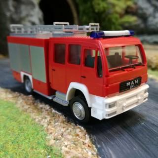 MAN HLF pompiers-HO-1/87-RIETZE 68236