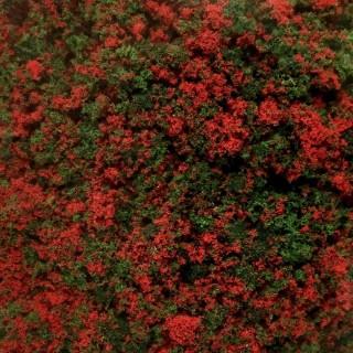 Tapis de fleurs rouges - Toutes échelles-AUHAGEN 76932