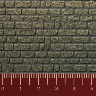 2 Plaques decorflex mur de pierres HO-1/87-FALLER 170804