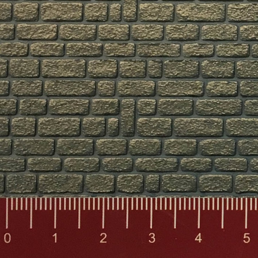 2 plaques decorflex mur de pierres ho 1 87 faller 170804. Black Bedroom Furniture Sets. Home Design Ideas