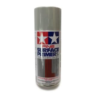 Apprêt plastique et métal gris clair Spray de 180ml-TAMIYA 87064