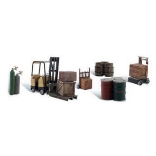Accessoires de chargements -N-1/160-WOODLAND SCENICS A2208