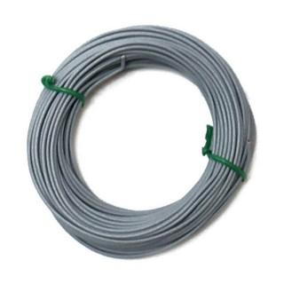 Câble gris souple cuivre 10ml 0.14mm² HERKAT 3618