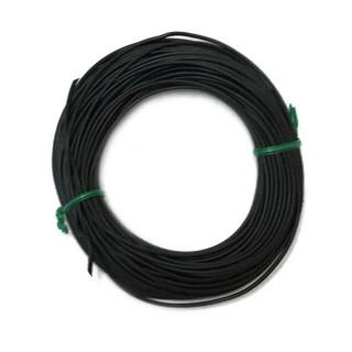 Câble noir souple cuivre 10ml 0.14mm² HERKAT 3615
