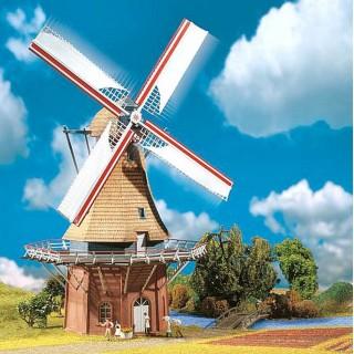 Moulin à vent motorisé-HO-1/87-FALLER 130383